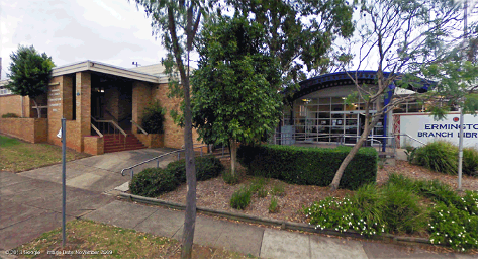Ermington Community Hall (next to Library), River Road, Ermington NSW 2115
